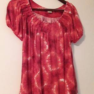 Michael Kors Short Sleeved Blouse